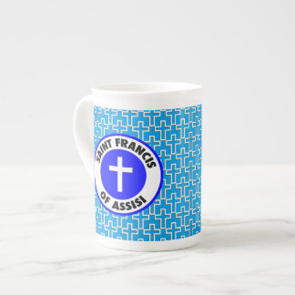 Saint Francis of Assisi Tea Cup