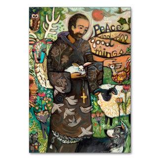 Saint Francis Prayer Card