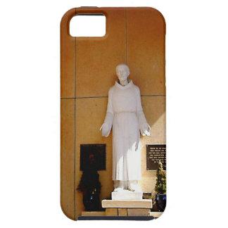Saint Francis Statue iPhone SE/5/5s Case
