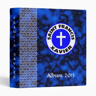 Saint Francis Xavier Binder