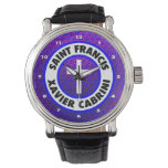 Saint Francis Xavier Cabrini Wristwatch
