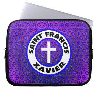 Saint Francis Xavier Computer Sleeve