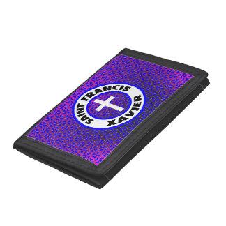 Saint Francis Xavier Trifold Wallet