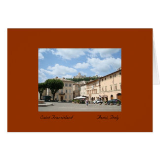 Saint Francisland Card