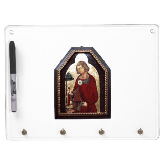 SAINT GALGANO / LEGEND OF THE SWORD IN THE ROCK DRY ERASE BOARD WITH KEYCHAIN HOLDER