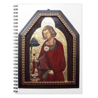 SAINT GALGANO / LEGEND OF THE SWORD IN THE ROCK NOTE BOOK