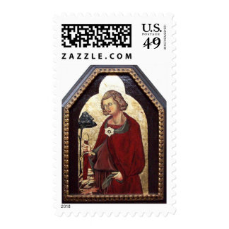SAINT GALGANO / LEGEND OF THE SWORD IN THE ROCK STAMPS