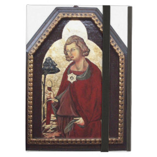 SAINT GALGANO parchment Cover For iPad Air