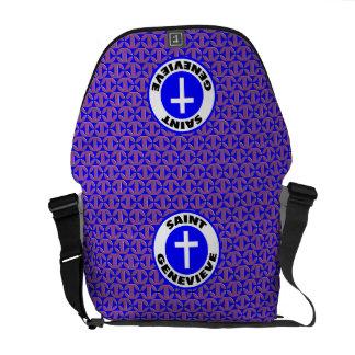 Saint Genevieve Courier Bag