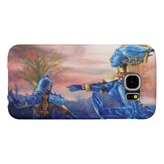 SAINT GEORGE AND ALIEN DRAGON SAMSUNG GALAXY S6 CASE