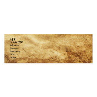 SAINT GEORGE AND DRAGON,parchment Business Card Templates
