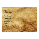 SAINT GEORGE AND DRAGON,parchment Large Business Cards (Pack Of 100)