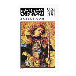 SAINT GEORGE AND DRAGON STAMPS