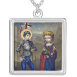 Saint George and Princess Sabra NECKLACE icon