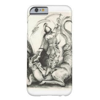 Saint George and the tarragon Barely There iPhone 6 Case