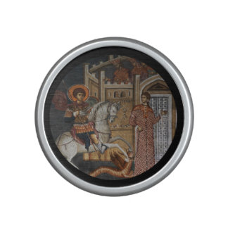 Saint George by the Castle Bluetooth Speaker