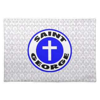 Saint George Cloth Placemat