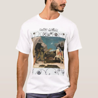 Saint George, Dragon and Princess T-Shirt