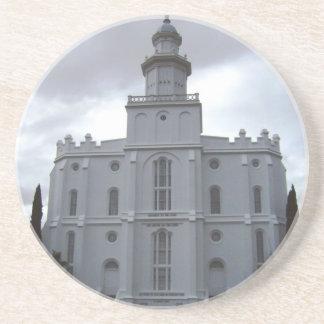 Saint George LDS Temple Coaster