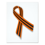Saint George May 9th Victory Day Ribbon Invitations