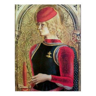 Saint George Postcard