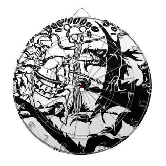 Saint George & The Dragon Dartboards