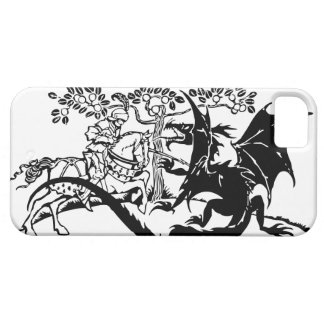 Saint George & The Dragon iPhone SE/5/5s Case