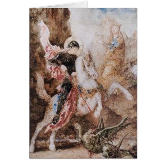 Saint Georges Card