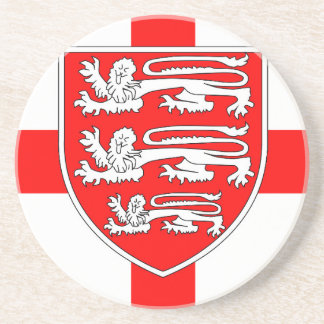 Saint Georges Day Coaster