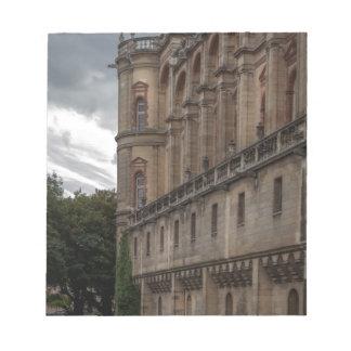 Saint-Germain, France, Paris Notepad