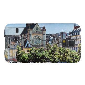 Saint Germain l'Auxerrois Claude Monet Galaxy S5 Cases