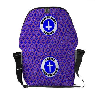 Saint Gertrude Messenger Bag