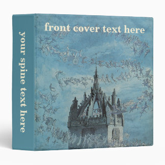 Saint Giles - His Bells by Charles Altamont Doyle 3 Ring Binders