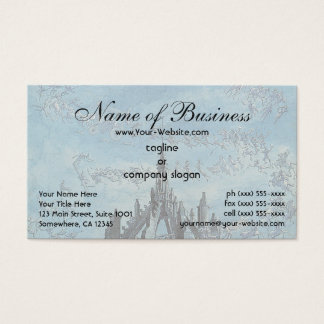 Saint Giles - His Bells by Charles Altamont Doyle Business Card