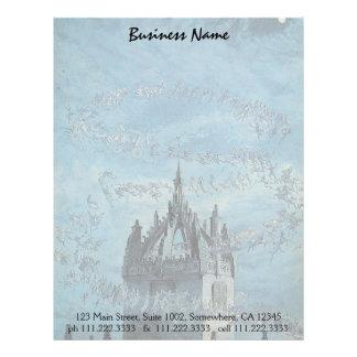 Saint Giles - His Bells by Charles Altamont Doyle Letterhead