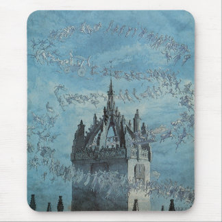 Saint Giles - His Bells by Charles Altamont Doyle Mouse Pad