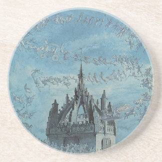 Saint Giles - His Bells by Charles Altamont Doyle Sandstone Coaster