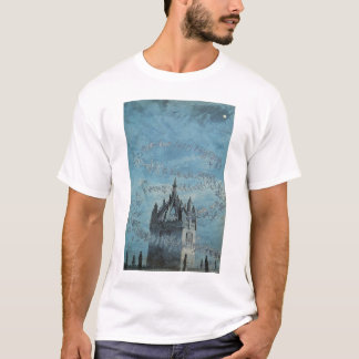 Saint Giles - His Bells by Charles Altamont Doyle T-Shirt