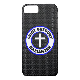 Saint Gregory Nazianzen iPhone 7 Case