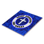 Saint Gregory the Great Ceramic Tiles