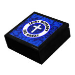 Saint Gregory the Great Jewelry Box