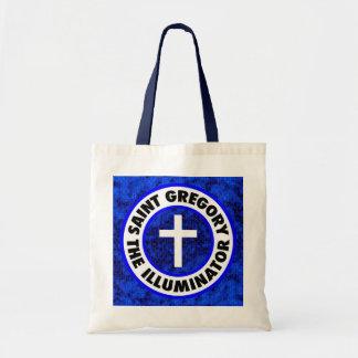 Saint Gregory the Illuminator Canvas Bag