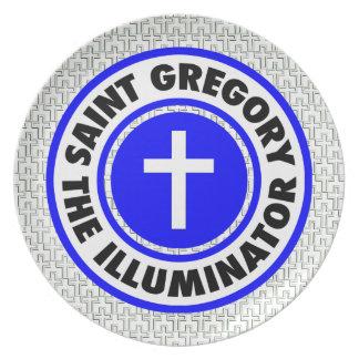 Saint Gregory the Illuminator Plates