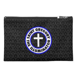 Saint Gregory the Illuminator Travel Accessory Bag