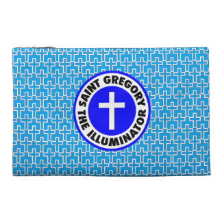 Saint Gregory the Illuminator Travel Accessory Bags