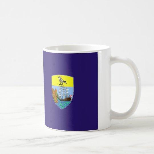 Saint Helena flag Coffee Mug