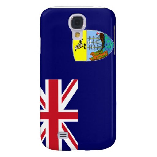 Saint Helena Flag Galaxy S4 Cover