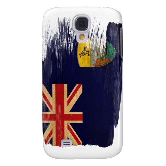 Saint Helena Flag Galaxy S4 Cover