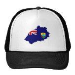 Saint Helena Flag Map full size Trucker Hats