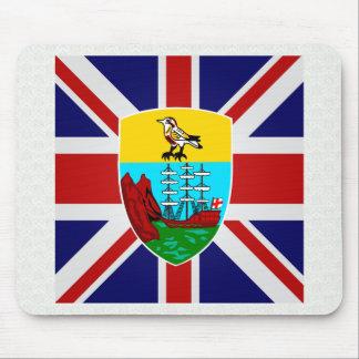 Saint Helena High quality Flag Mouse Pad